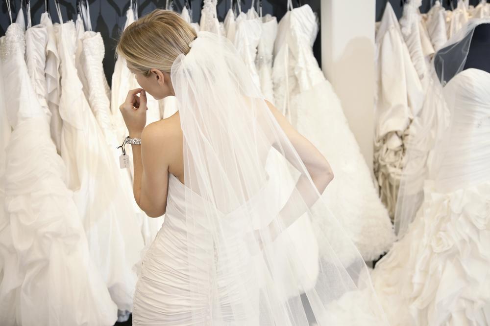 bridal attire, seamstress
