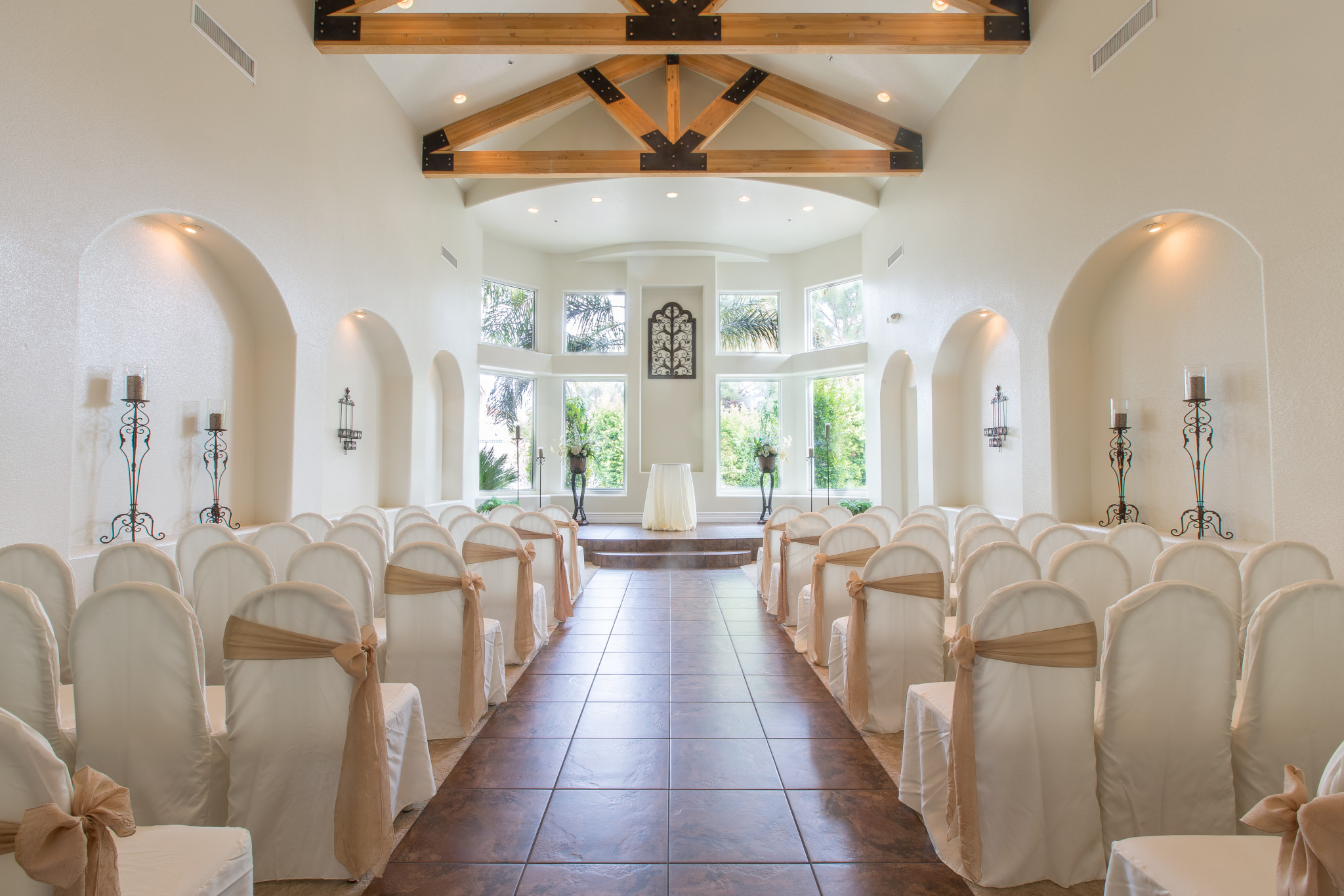 Las Vegas Ceremony and Reception Services | Sunset Gardens